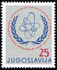 Yugoslavia-15-May-1961-Scott-596